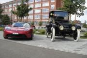 Tesla Roadster & Rauch und Lang