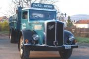Oldtimer-Lastwagen